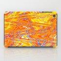 Crazy Yellow iPad Case