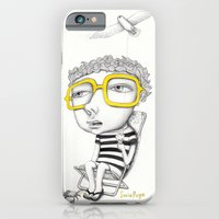 iPhone & iPod Case featuring Summertime by Sonia Puga Design
