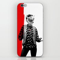I ❤ NIGHT OWLS iPhone & iPod Skin