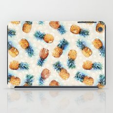 Pineapples + Crystals  iPad Case