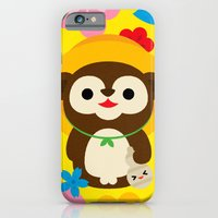 iPhone & iPod Case featuring Tanuki by carloshiguera!