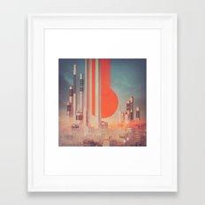 RIFE (everyday 08.23.15) Framed Art Print