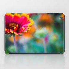 Blanket Flower iPad Case