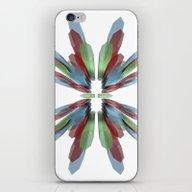 Sstereovieww iPhone & iPod Skin