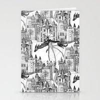 Dragon Kingdom Winter To… Stationery Cards