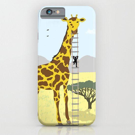 Giant Giraffe iPhone & iPod Case
