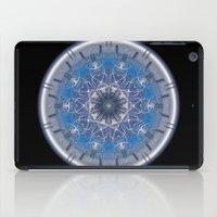 Blue Eye 1 iPad Case