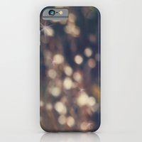 Sparkling Fairy Lights iPhone 6 Slim Case