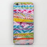 Abstract Heart iPhone & iPod Skin