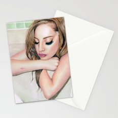 Private in Public Stationery Cards