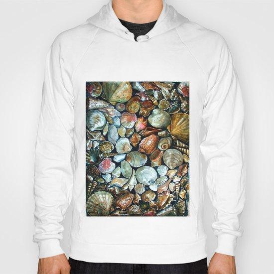 Sea shells  Hoody