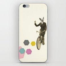 Cat Lady iPhone & iPod Skin