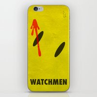 Watchmen - The Comedian iPhone & iPod Skin