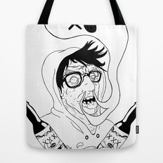 Wasted Tote Bag