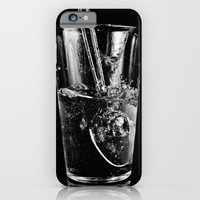 iPhone & iPod Case featuring Glass and Spoon by 50one50 photography