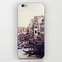 Venice Revisited iPhone & iPod Skin