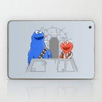 Han Elmo and the Wookie Monster Laptop & iPad Skin