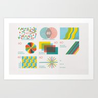 Homage To The Stamp Prin… Art Print