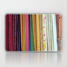 indian sarees Laptop & iPad Skin
