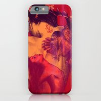 iPhone & iPod Case featuring Getting Wild by Nanda Correa