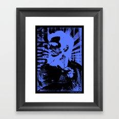 Townes Van Zandt Framed Art Print