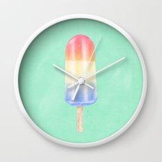 Tri-Tone Wall Clock