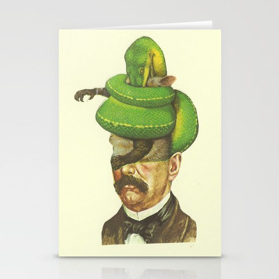 Guerrero Verde  Stationery Card