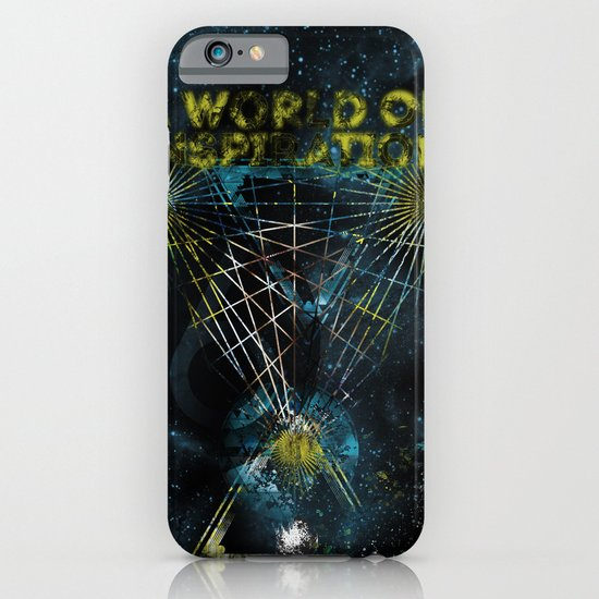 A World of Inspiration iPhone & iPod Case