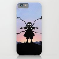 iPhone & iPod Case featuring Doc Ock Kid by Andy Fairhurst Art