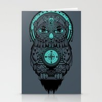 Guardian Of The Lost Stationery Cards