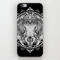 Elephant Medallion iPhone & iPod Skin