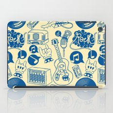 Musical Monsters iPad Case