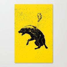 hiena Canvas Print
