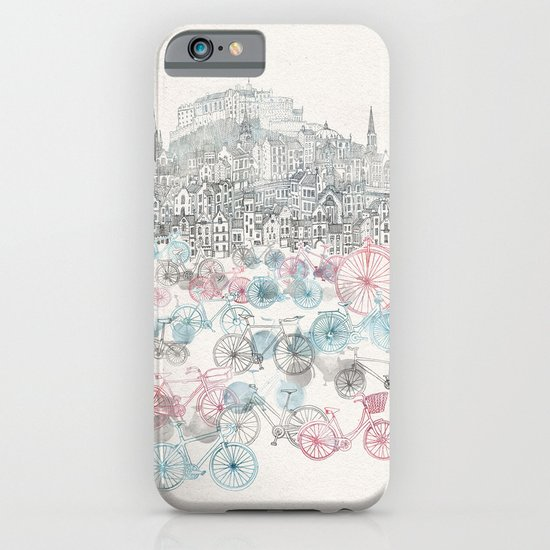 Old Town Bikes iPhone & iPod Case