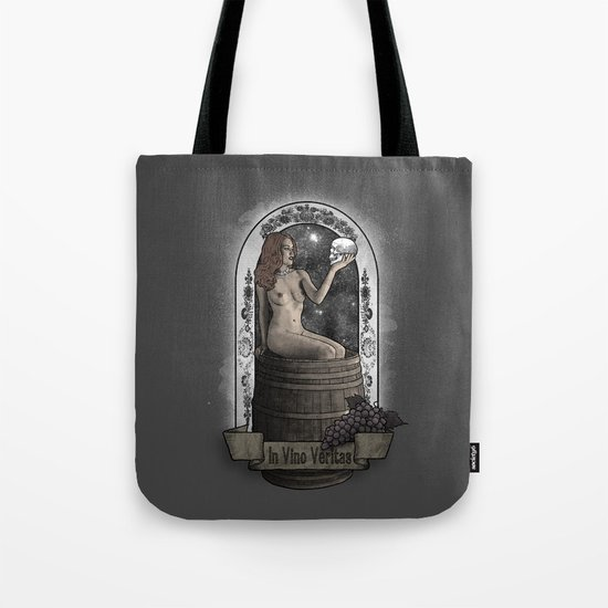In Vino Veritas Tote Bag