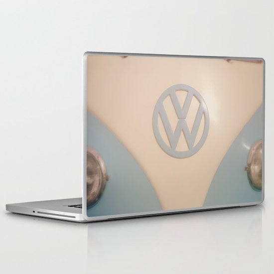VW Happiness Laptop & iPad Skin