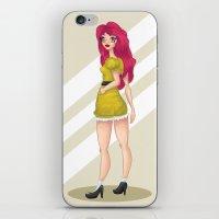 Strawberry Pin-Up iPhone & iPod Skin