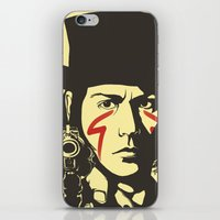 Deadman iPhone & iPod Skin