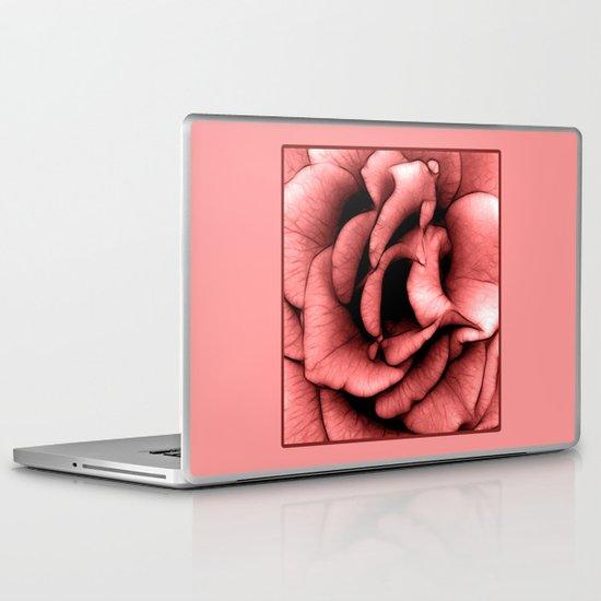 Rose Laptop & iPad Skin