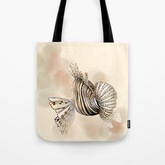 Poisson : Rascasse Tote Bag