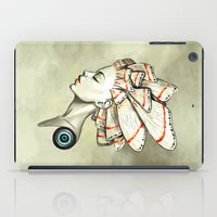 Moth 2 iPad Case