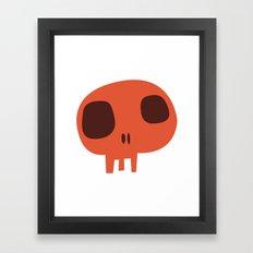 The Monster Club - Monster #3 Framed Art Print