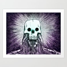 Immortality Art Print