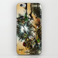The Battlefield iPhone & iPod Skin