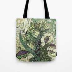 jungle 2 Tote Bag