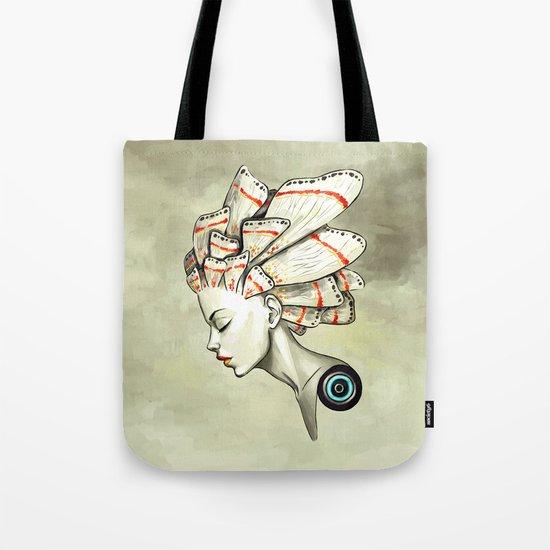 Moth 2 Tote Bag