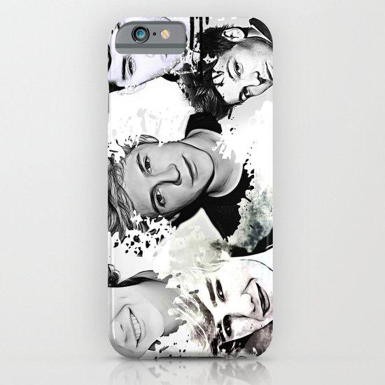 1D Splat iPhone & iPod Case