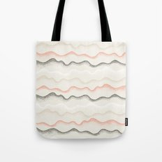 Retro Dotted Pattern 02 Tote Bag