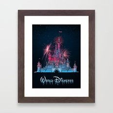 Castle of Dreams Framed Art Print