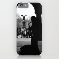 iPhone & iPod Case featuring Central Park by Julian Clune